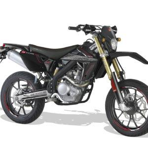 Rieju MRT 125 LC Pro 125cc Black