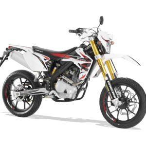 Rieju MRT 125 LC Pro 125cc White
