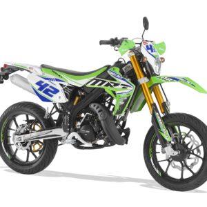 Rieju MRT 50 LC Pro Replica 50cc Green