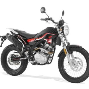 Rieju Tango 125 125cc Black