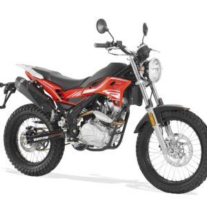 Rieju Tango 125 125cc Red