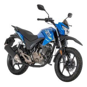 Lexmoto Assault 125cc Blue